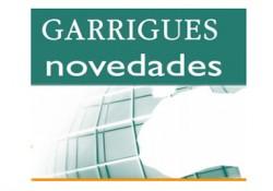 Novedades Garrigues