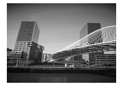 foto Bilbao puente buena