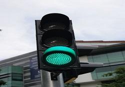 foto semáforo buena