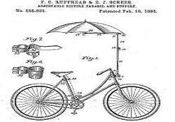 foto bici antigua buena